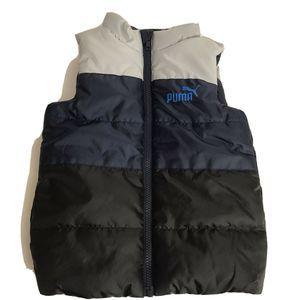 Puma Puffer Vest Kids Size 4t Kk